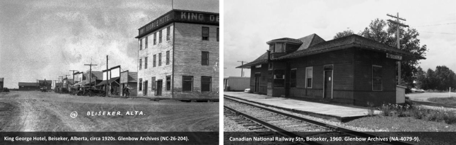 A Tale of Two Stations